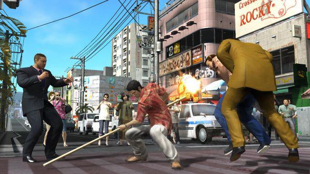 Yakuza 3: Remastered'a ait yeni ekran görüntüleri görücüye çıktı