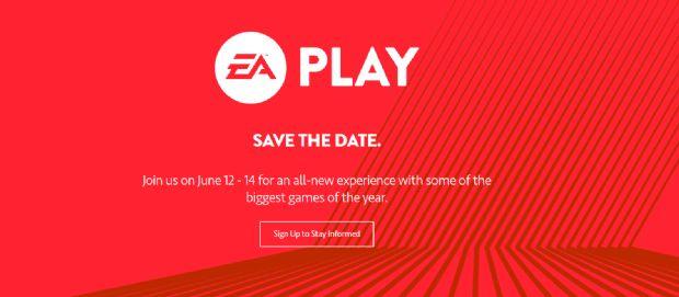 Electronic Arts, E3 2016'da yer almayacak