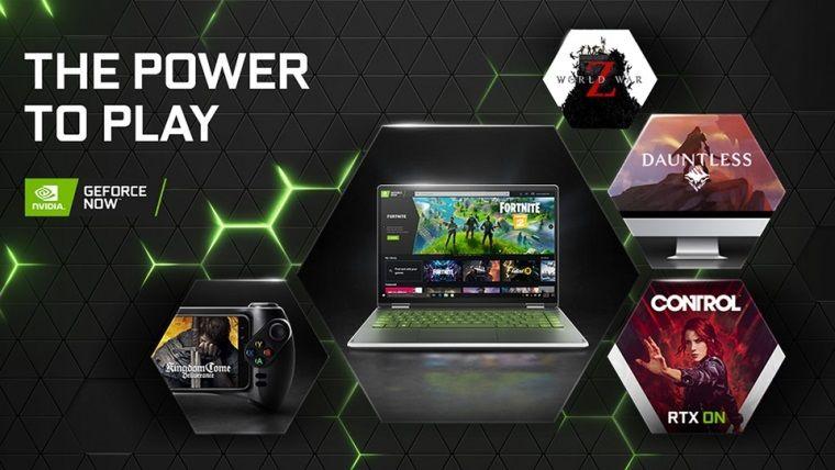 GeForce Now sistemine 21 oyun daha eklendi