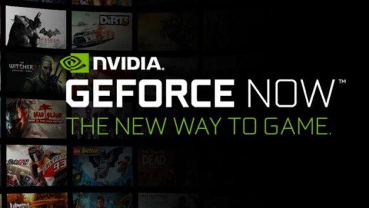 GeForce Now sistemine 10 oyun daha eklendi