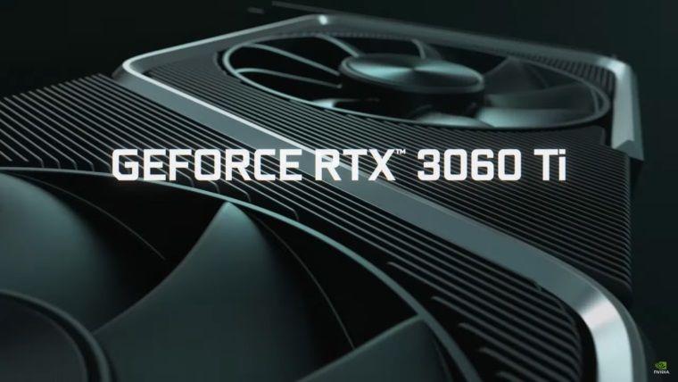 GeForce RTX 3060 Ti resmi olarak duyuruldu