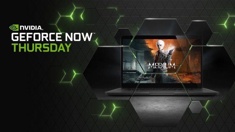 The Medium, Immortals Fenyx Rising demosu GeForce Now'da yayınlandı