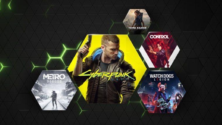 GeForce Now sistemine 12 oyun daha eklendi