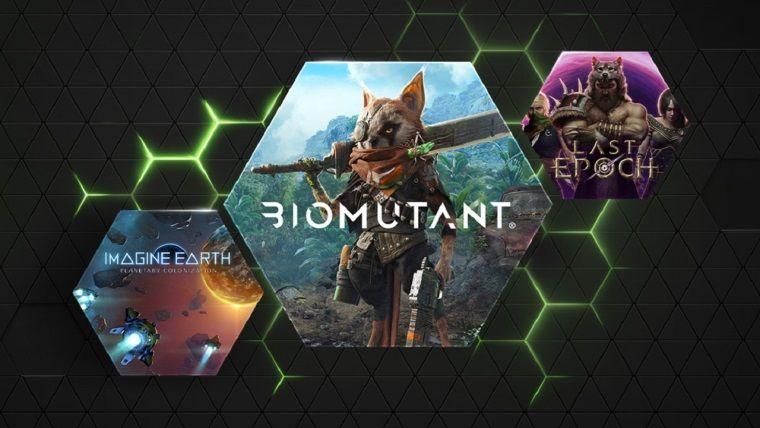 GeForce NOW kütüphanesine 22 yeni oyun eklendi