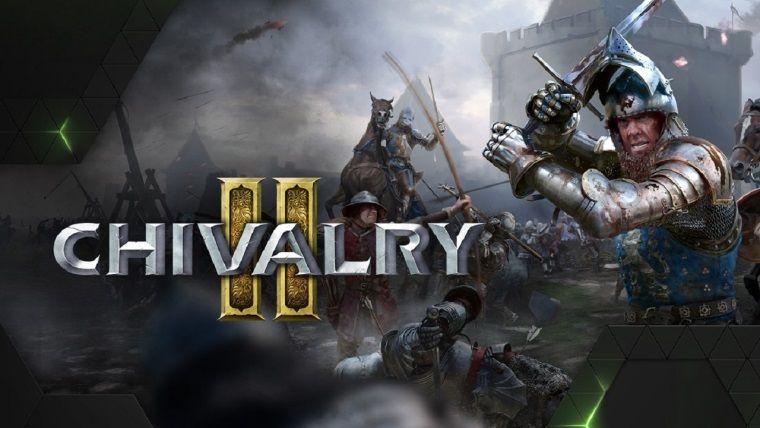 GeForce NOW kütüphanesine Chivalry 2 dahil 13 yeni oyun eklendi