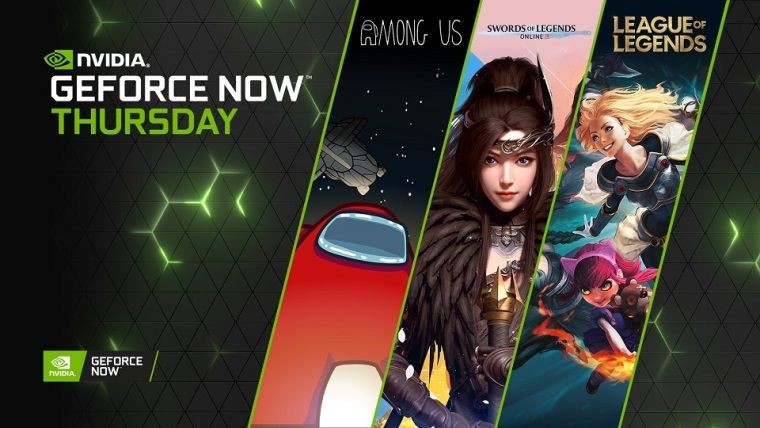 GeForce Now sistemine multiplayer oyunlar ve 10 yeni oyun eklendi