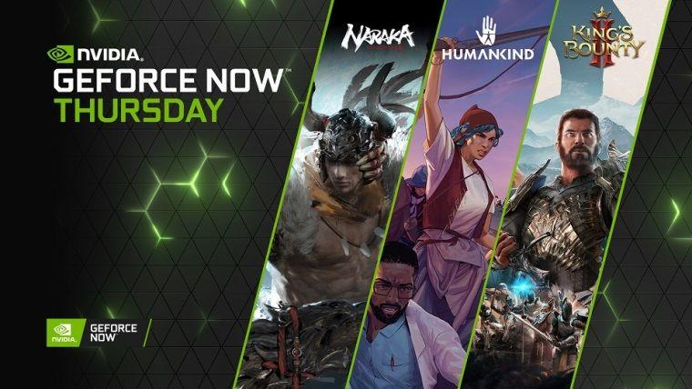 GeForce NOW kütüphanesine Ağustos'ta 34 yeni oyun ekleniyor
