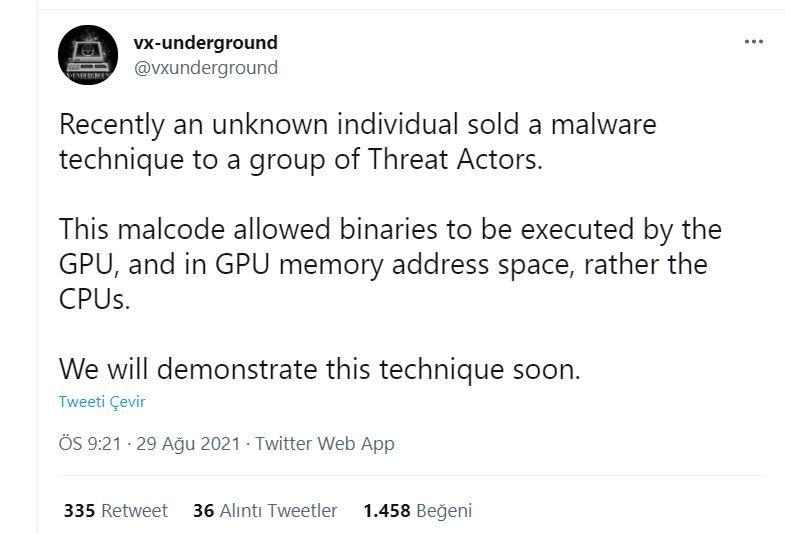 Yeni hack yöntemi ekran kartlarını tehdit ediyor
