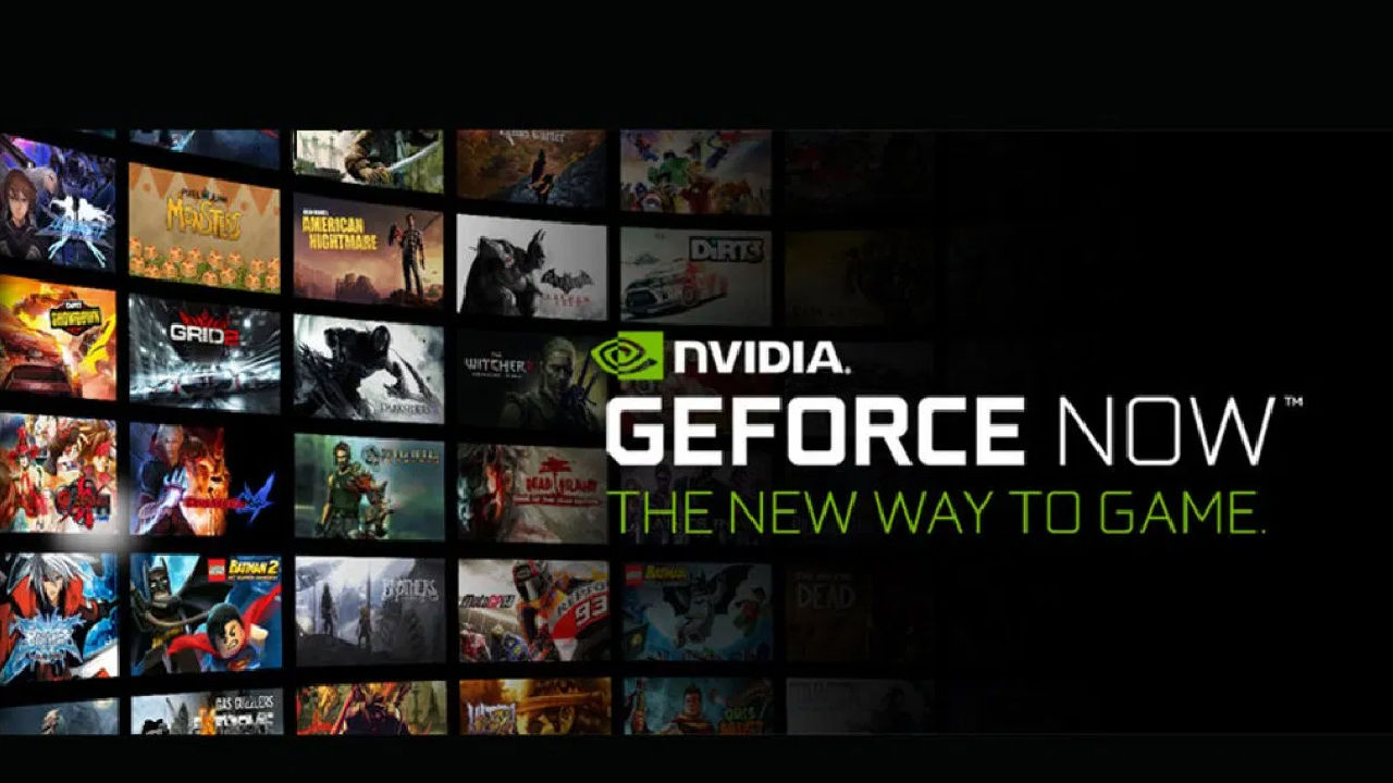 GeForce Now sistemine Steam senkronizasyonu eklendi