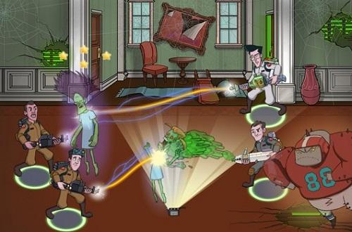 Ghostbusters, artık mobil hayalet avlayacak!