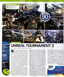 UT3'ün Xbox 360 versiyonu yüzde 90 tamamlandı