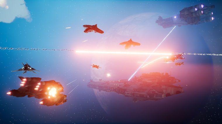 Türk geliştiriciden Uzay Simülasyon Oyunu: SpaceBourne