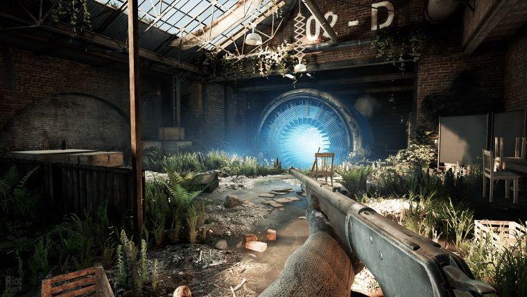 Unreal Engine ile geliştirilen Industria için PC demosu yayınlandı