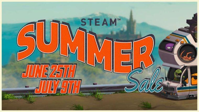 Steam yaz indirimleri başladı