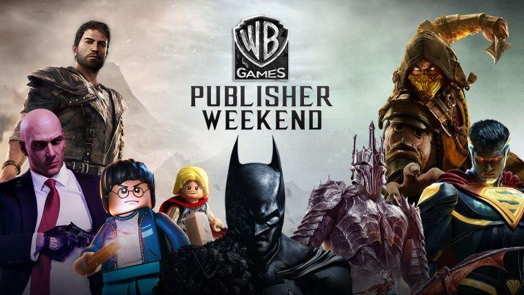 Warner Bros oyunları Steam indirimlerinde
