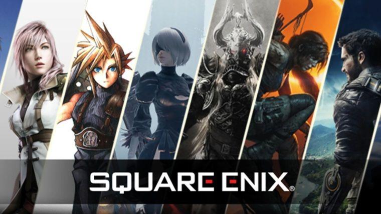 Square Enix oyunları Steam indirimlerinde