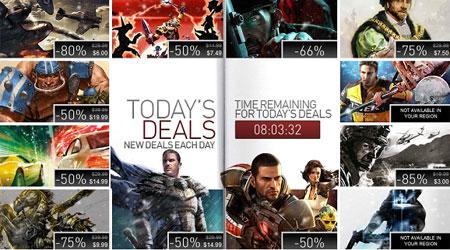 Steam oyunlarında %50 indirim