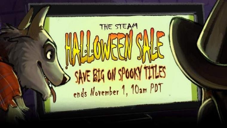 Steam, Cadılar Bayramı indirimleri başladı