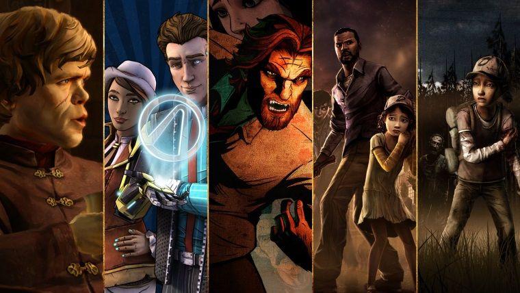 Steam'de Telltale Games hafta sonu indirimleri başladı