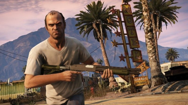 Rockstar games are on Steam discounts