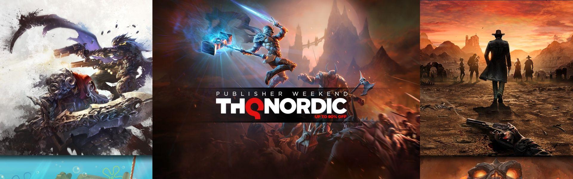 THQ Nordic ve Deep Silver oyunları Steam indirimlerinde