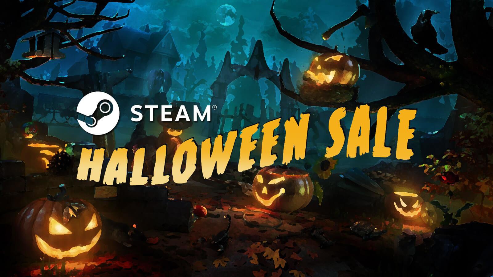 Steam'de Cadılar Bayramı indirimleri başladı