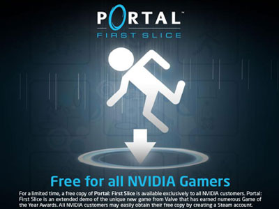 Steam'den Nvidia kullanıcılara jest!