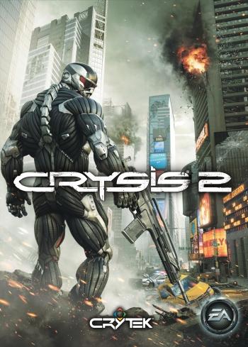 Crysis 2'nin kutu tasarımları yayımlandı