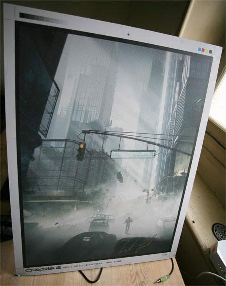 İmzalı Crysis 2 resmi isteyen?