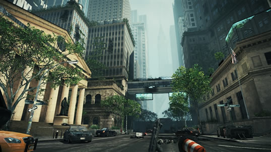 Crysis 2 - Crytek'ten Cevat Yerli röportajı