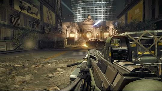 Crysis 2, iddialı geliyor