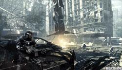 Crysis 2 için dev ekran görüntüleri