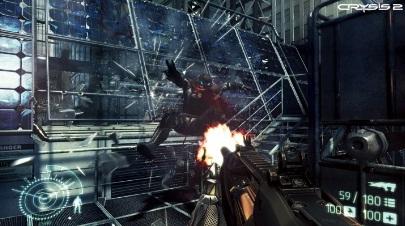 Crysis 2'nin ilk oynanış resimleri