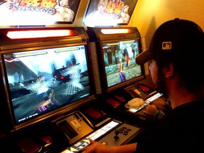Tekken 6 ve Street Fighter 4 Türkiye'de!