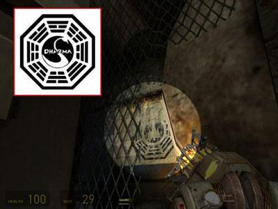 Half Life'da Lost bulundu!