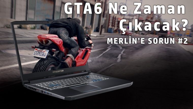 Acer ile Merlin'e Sorun 2. Bölüm
