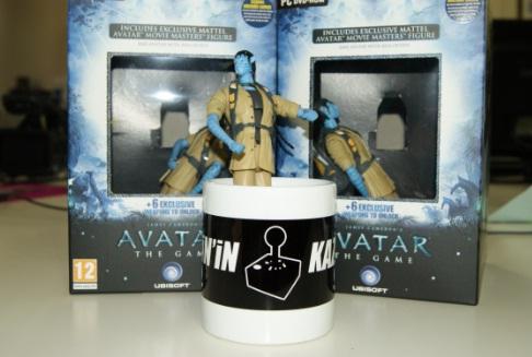 Avatar figürü ve Merlin bardağı kazananlar