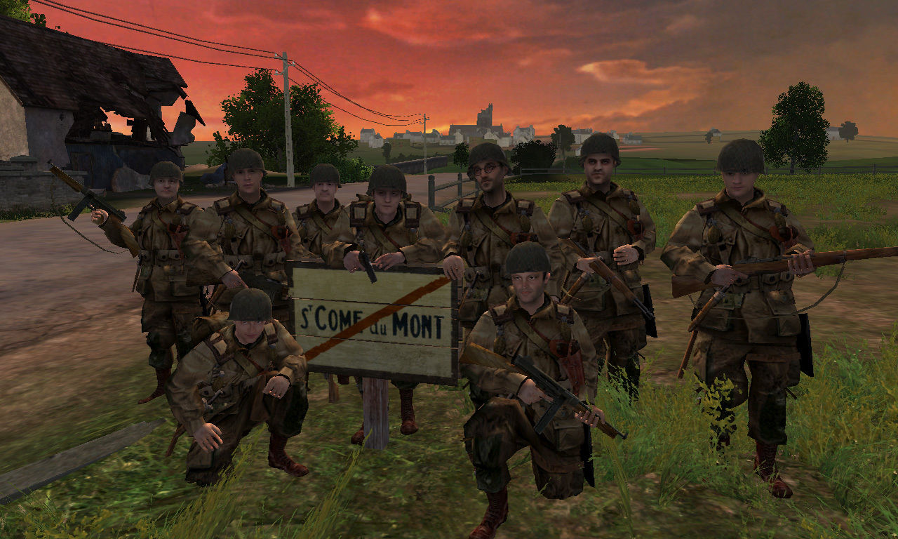 En iyi 2.Dünya Savaşı oyunları