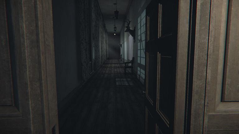 Layers of Fear ev bölümü