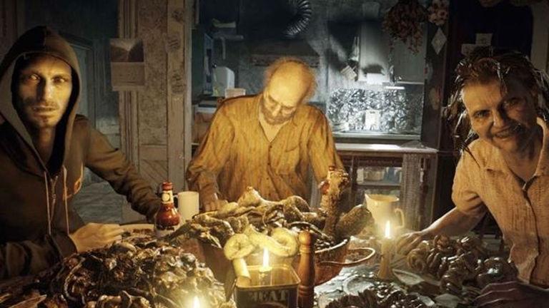 Resident Evil 7 Baker Malikanesi