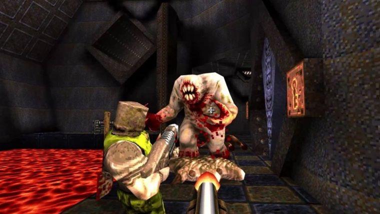 Quake Remastered ilk büyük güncellemesini aldı