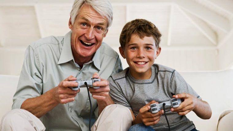 Yeni nesil oyuncu, dedesinin gizli oyun sistemini buldu