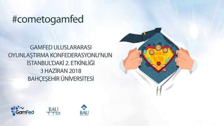 Gamfed Türkiye oyunlar hakkında yeni bir etkinlik daha düzenliyor