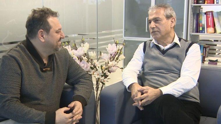 Abbas Güçlü ile Büyük Oyun yarışması hakkında konuştuk