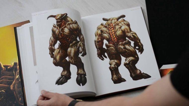 Doom kitabı PlayStore'da yerini aldı
