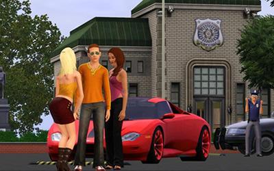 The Sims 3'ün ekran görüntüleri