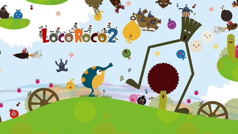 Loco Roco 2 Remastered