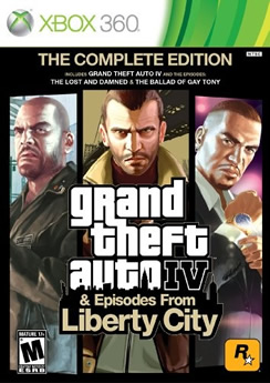 GTA IV: The Complete Edition göründü