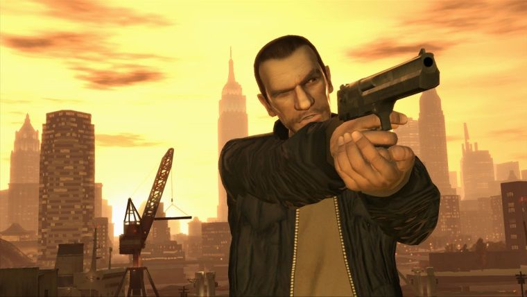 Grand Theft Auto IV'te lisans problemleri ortaya çıkıyor