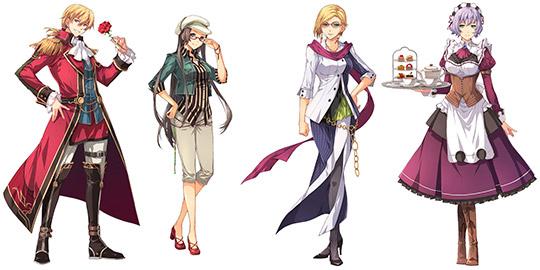 The Legend of Heroes: Sen no Kiseki'den son görüntüler